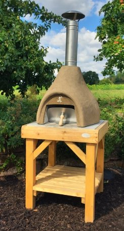 family sized wood fired oven for your garden