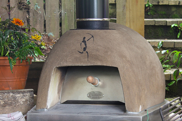 Small Garden Oven Bushman Wood Fired Ovens